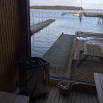 sauna ovn
